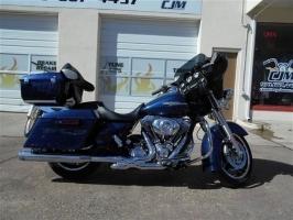 Harley-Davidson Street Glide 2012