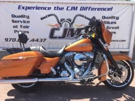 Harley-Davidson Touring 2014