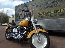 Harley-Davidson Fatboy 2006