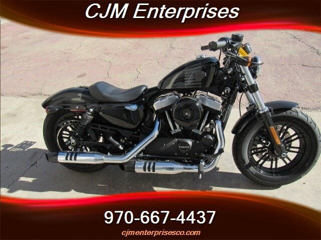 Harley Davidson XL 1200 FortyEight 2018 price $9,495