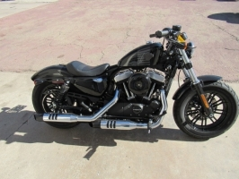 Harley Davidson XL 1200 FortyEight 2018