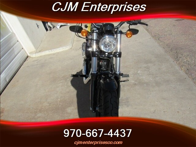 Harley Davidson XL 1200 FortyEight 2018 price $8,695