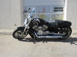 Harley Davidson V-Rod Muscle 2012