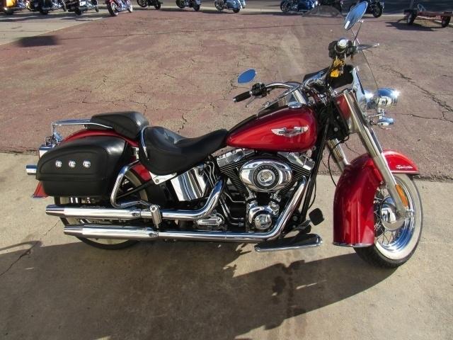 Harley Davidson Soft Deluxe 2013 price $12,995
