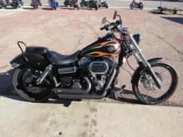Harley Davidosn Wide Glide 2017