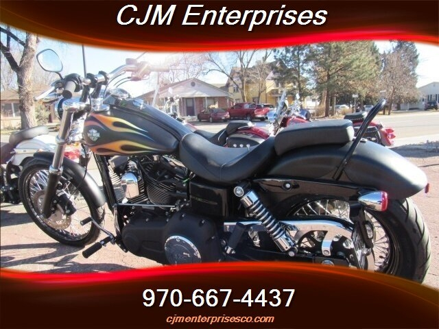 Harley Davidosn Wide Glide 2017 price $13,495