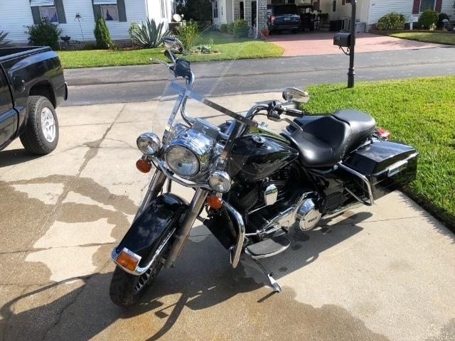 Harley-Davidson Touring 2012 price $8,988