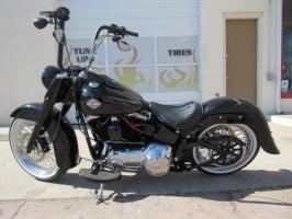 Harley Davidson Softtail slim 2013