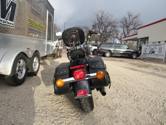 Harley Davidson FLSTC 2017 price $14,595