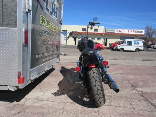 Harley Davidson FXDB 2016 price $12,695