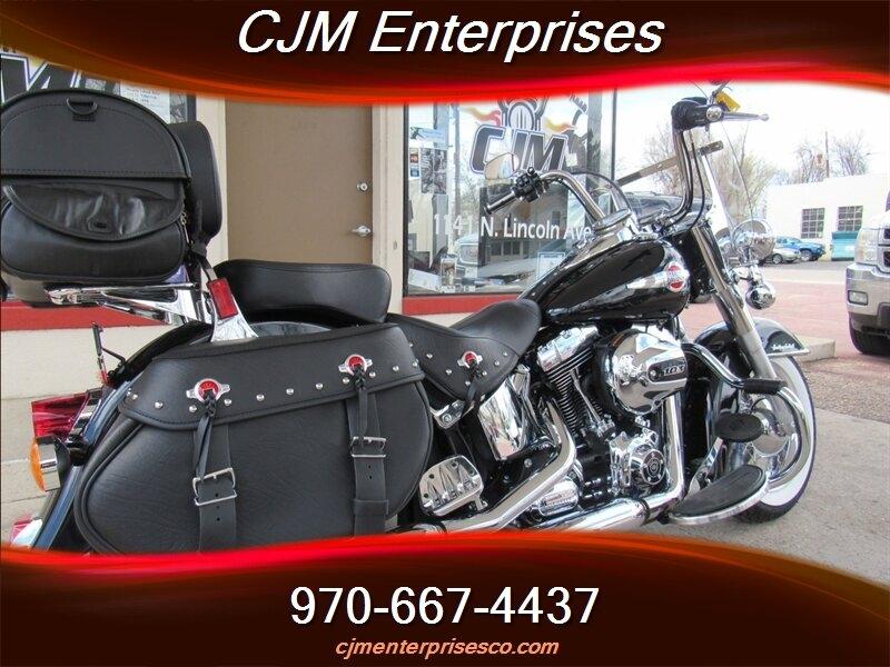 Harley Davidson HERITAGE CLASSIC 2016 price $13,995