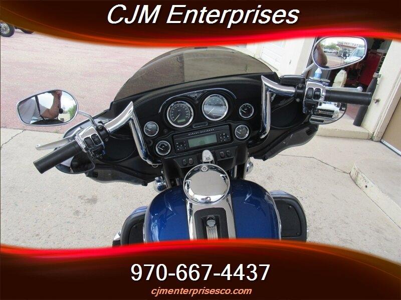Harley-Davidson Touring 2010 price $9,495