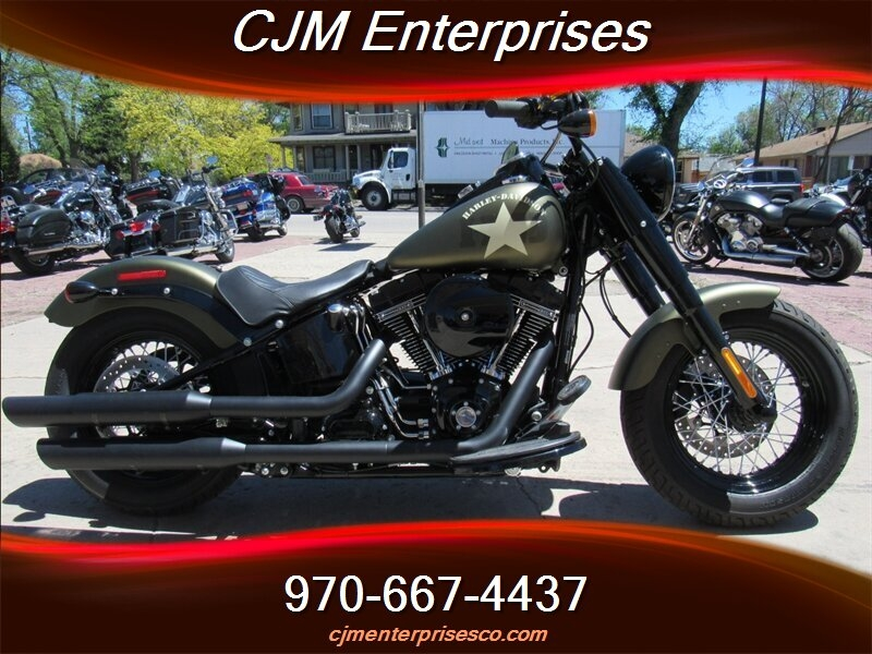Harley-Davidson Softail 2016 price $14,955