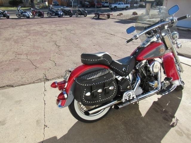 Harley-Davidson Softail 1998 price $8,495