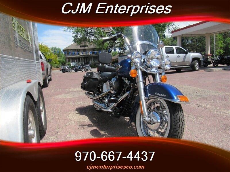 Harley-Davidson Softail 2016 price $13,995
