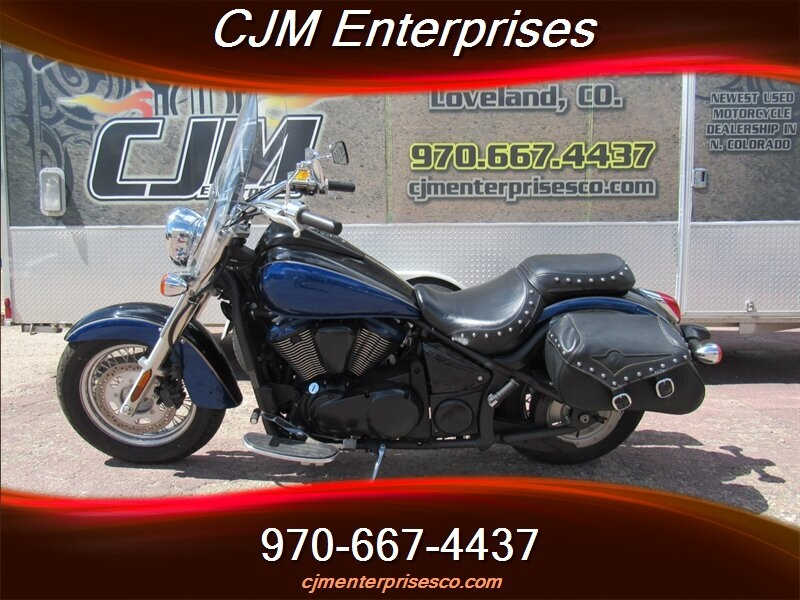Kawasaki Vulcan 2009 price $3,995