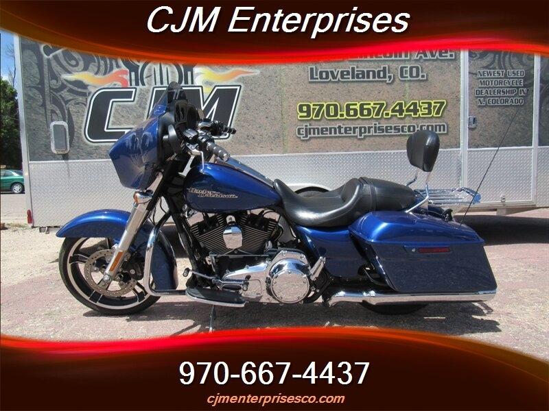 Harley-Davidson Touring 2015 price $15,495