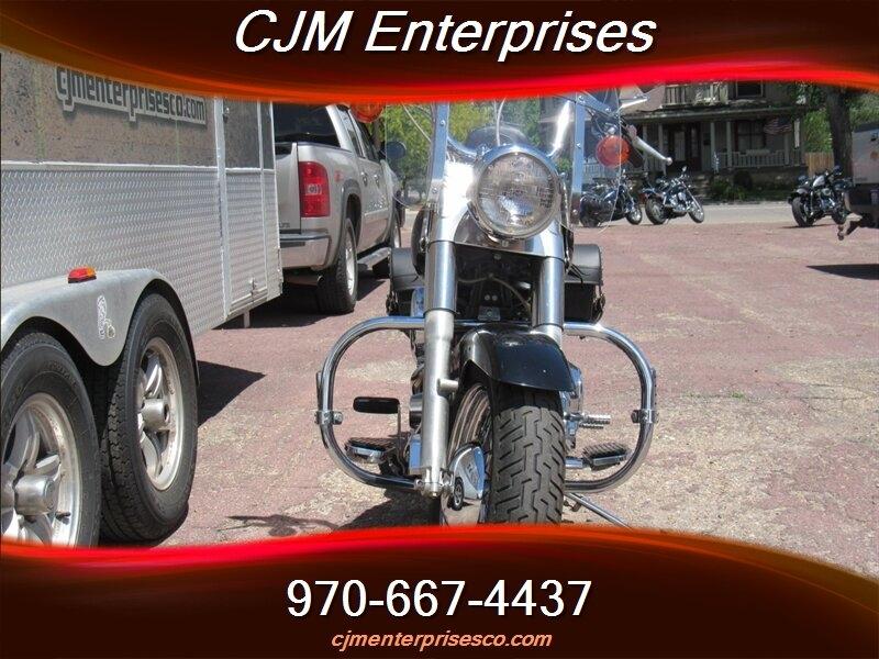 Harley-Davidson Softail 1999 price $4,995