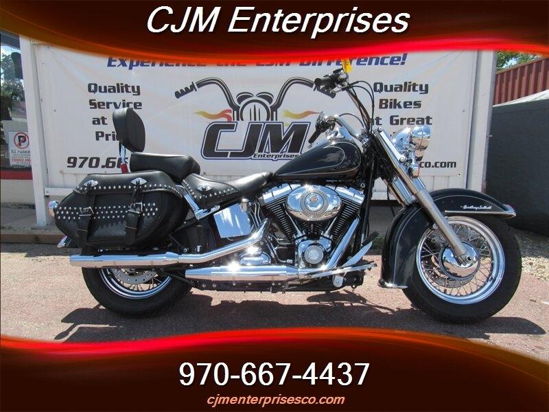 Harley-Davidson Softail 2010 price $9,495