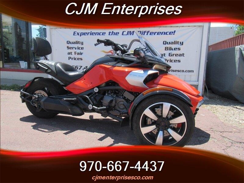 Can-Am Spyder 2015 price $11,495