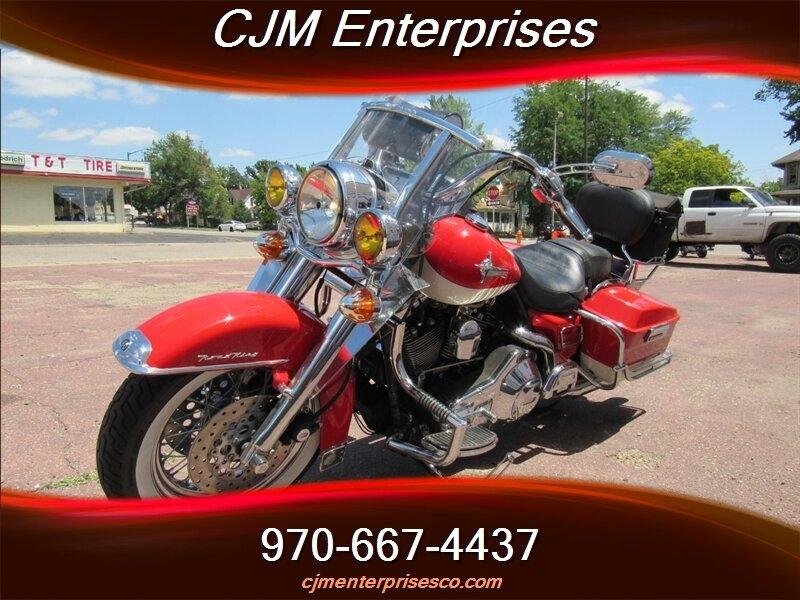 Harley-Davidson Touring 1998 price $7,495