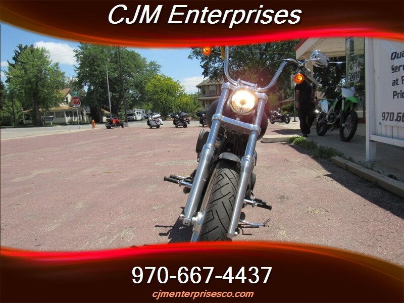 Harley-Davidson Dyna 2007 price $7,695