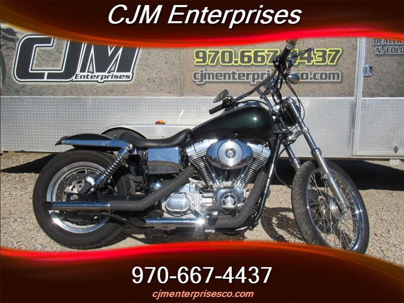 Harley-Davidson Dyna 2004 price $4,995