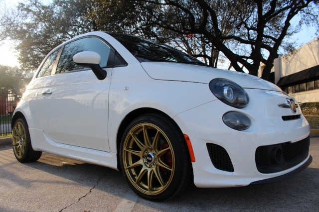 2015 Fiat 500 Abarth Turbo