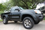 Toyota Tacoma 4X4 Single Cab 2011