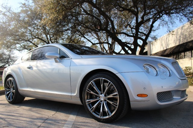 2005 Bentley Continental GT Stage 4 Bullet Proof