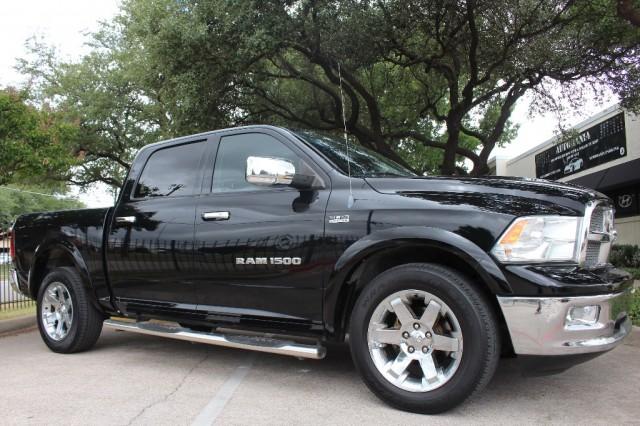 2012 RAM LARAMIE 4WD 1500