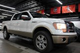 Ford F150 Lariat 4WD 2012