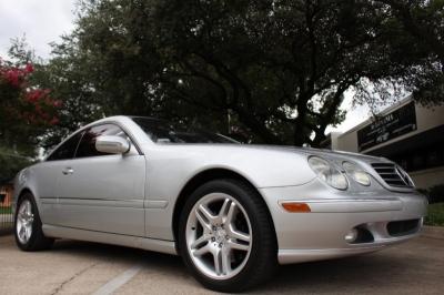 Mercedes-Benz CL 500 2002