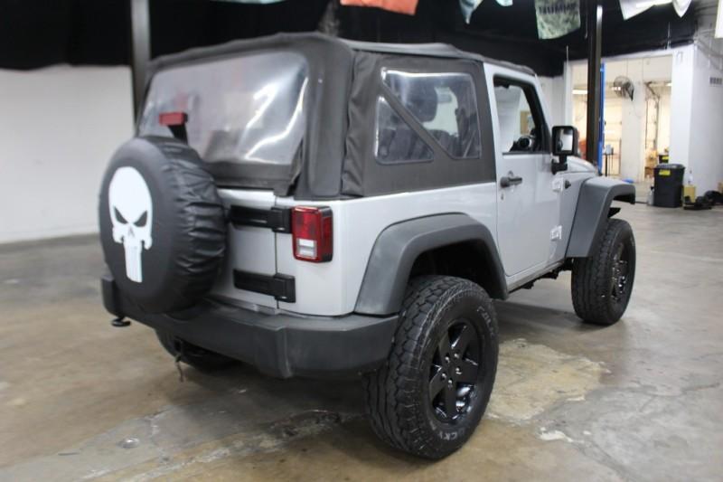 Jeep Wrangler 2012 price $13,499 Cash