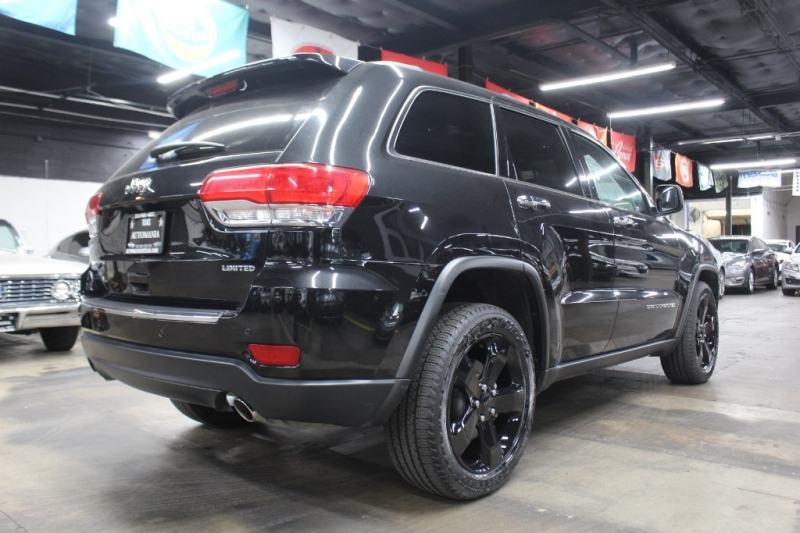 Jeep Grand Cherokee 2014 price $18,499