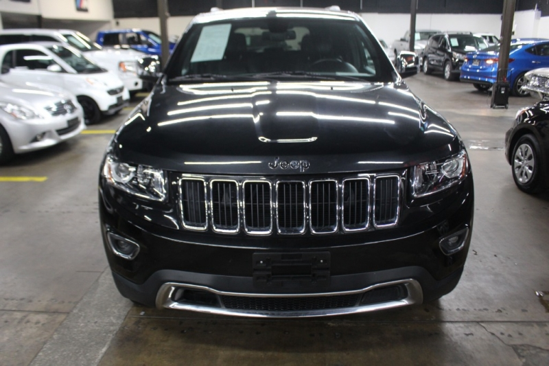 Jeep Grand Cherokee 2014 price $18,499