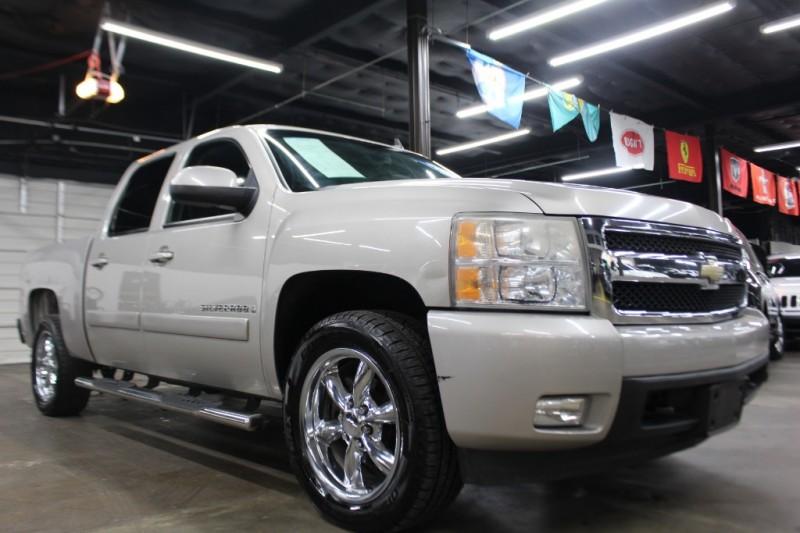 Chevrolet Silverado 1500 2008 price $9,399