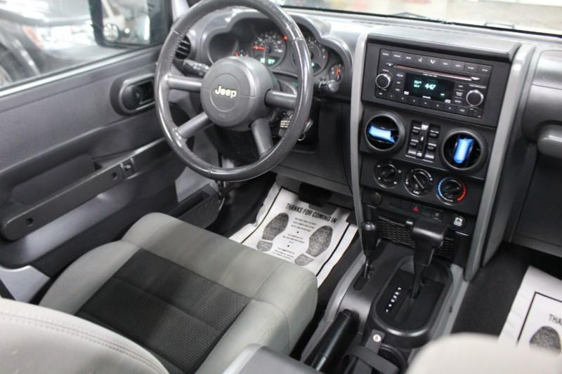 Jeep Wrangler Unlimited 2009 price $15,899 Cash