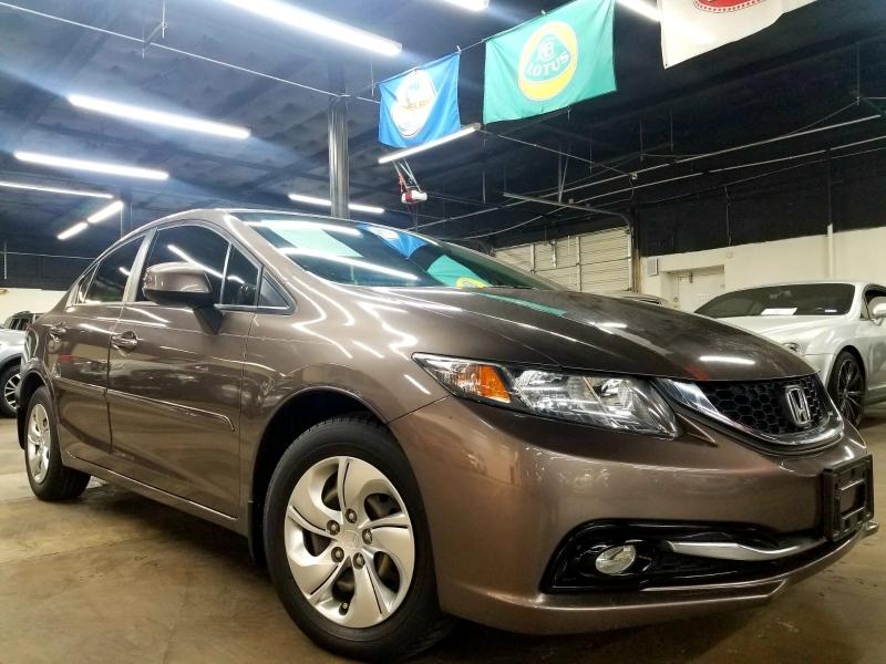 Honda Civic Sdn 2013 price $9,499