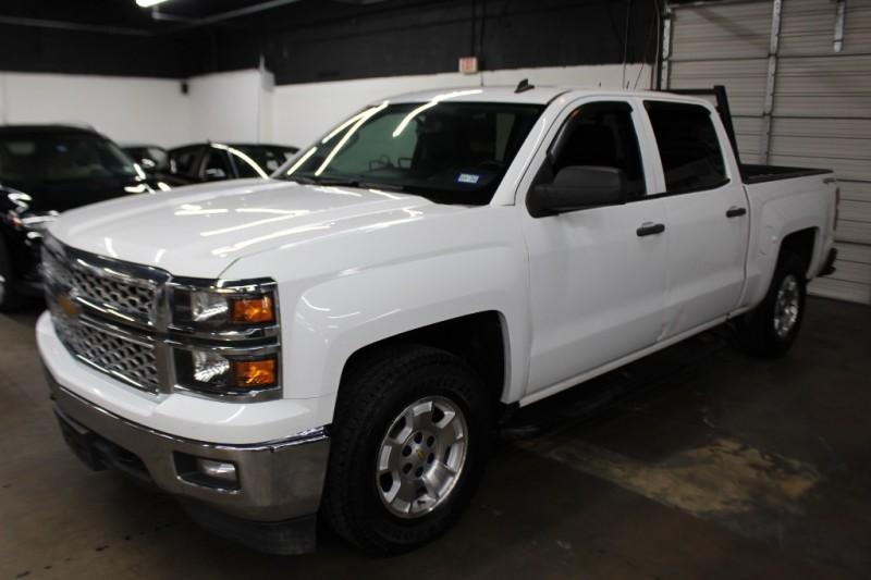 Chevrolet Silverado 1500 2014 price $15,999