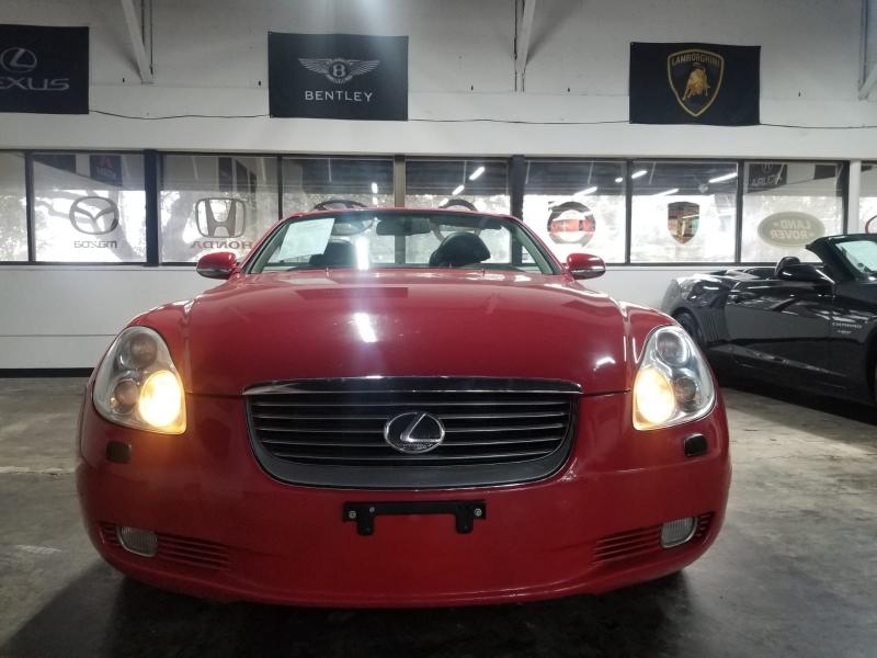 Lexus SC 430 2002 price $7,499 Cash