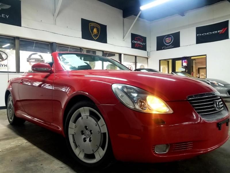 Lexus SC 430 2002 price $7,999 Cash