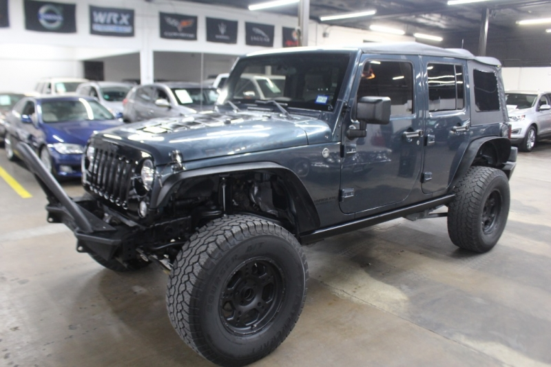 Jeep Wrangler 2008 price $12,999 Cash