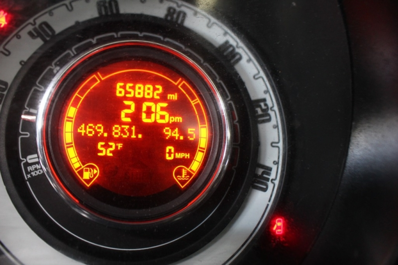Fiat 500 2013 price $4,999 Cash