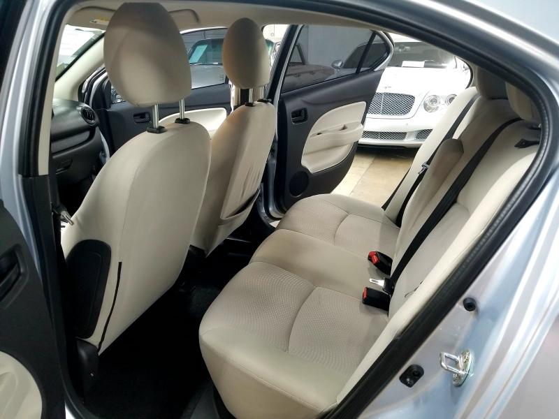 Mitsubishi Mirage 2018 price $8,999 Cash