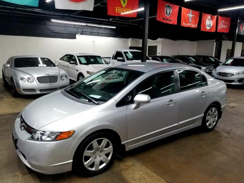Honda Civic Sdn 2008 price $6,499 Cash