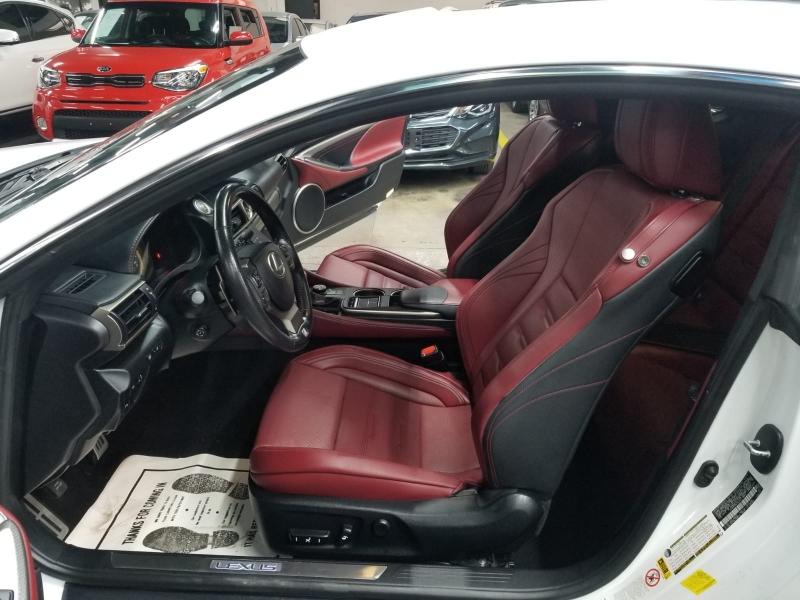 Lexus RC 350 F Sport 2016 price $24,999 Cash