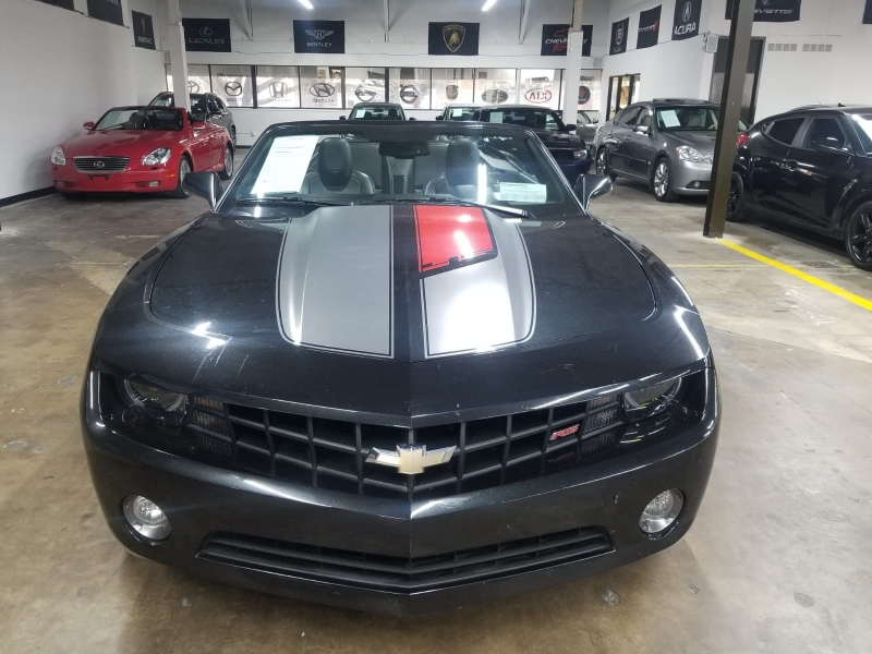 Chevrolet Camaro 2012 price $12,499 Cash