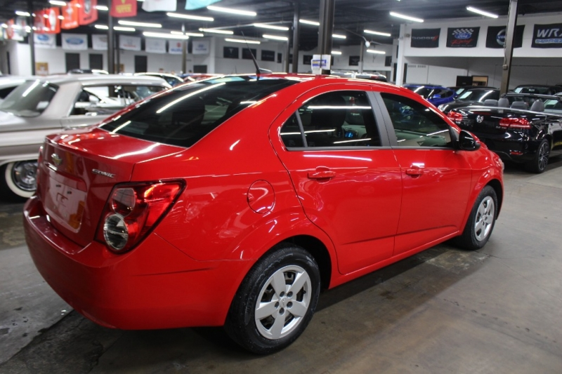 Chevrolet Sonic 2014 price $6,999 Cash