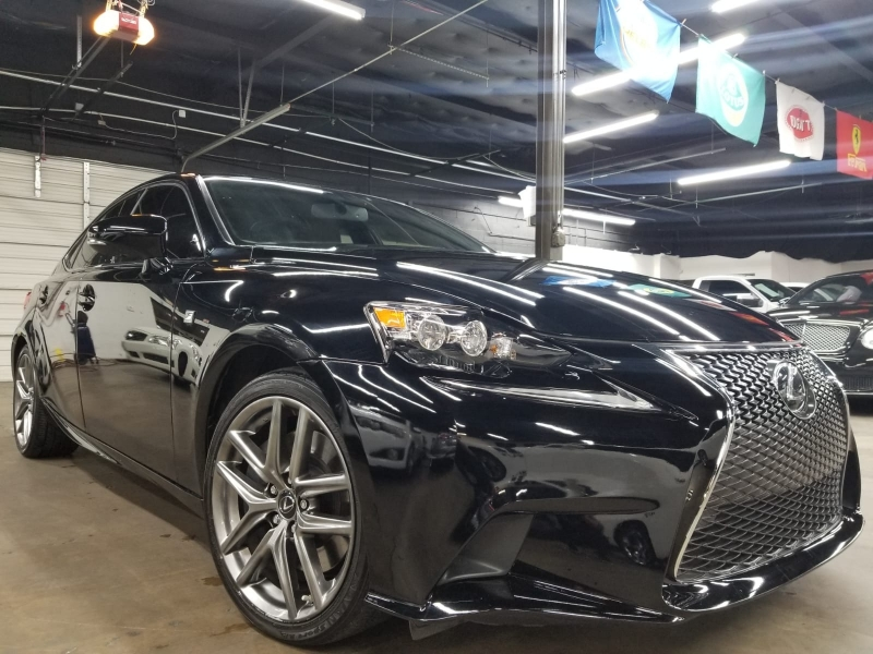 Lexus IS 200t 2016 price $16,999 Cash